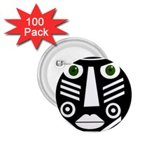 Mask 1.75  Buttons (100 pack)