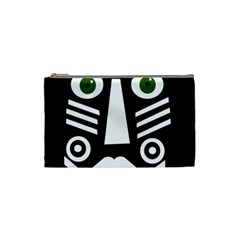 Mask Cosmetic Bag (Small)
