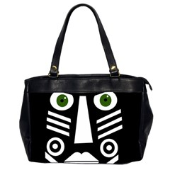 Mask Office Handbags (2 Sides)