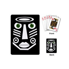 Mask Playing Cards (Mini)