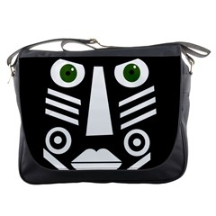 Mask Messenger Bags