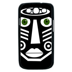 Mask Samsung Galaxy S III Case (Black)