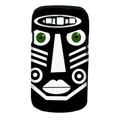 Mask Samsung Galaxy S III Classic Hardshell Case (PC+Silicone)