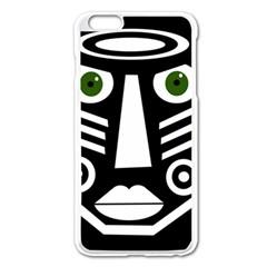 Mask Apple iPhone 6 Plus/6S Plus Enamel White Case