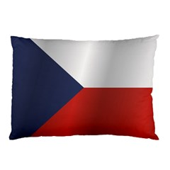 Flag Of Czech Republic Pillow Case