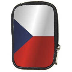 Flag Of Czech Republic Compact Camera Cases
