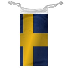 Flag Of Sweden Jewelry Bags