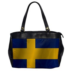 Flag Of Sweden Office Handbags