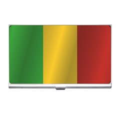 Flag Of Mali Business Card Holders