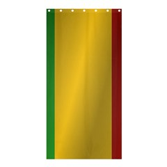 Flag Of Mali Shower Curtain 36  x 72  (Stall)