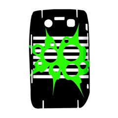 Green abstract design Bold 9700