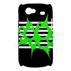 Green abstract design Samsung Galaxy Nexus S i9020 Hardshell Case