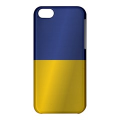 Flag Of Ukraine Apple iPhone 5C Hardshell Case