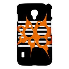 Orange abstract design LG Optimus L7 II