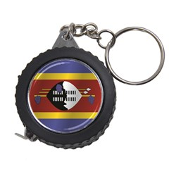 Flag Of Swaziland Measuring Tapes