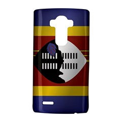Flag Of Swaziland LG G4 Hardshell Case