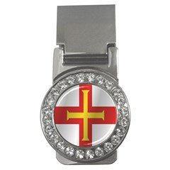 Flag Of Guernsey Money Clips (CZ)