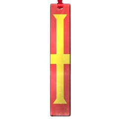 Flag Of Guernsey Large Book Marks