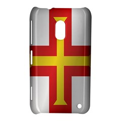 Flag Of Guernsey Nokia Lumia 620