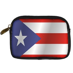Flag Of Puerto Rico Digital Camera Cases
