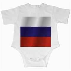 Flag Of Russia Infant Creepers