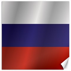 Flag Of Russia Canvas 20  x 20