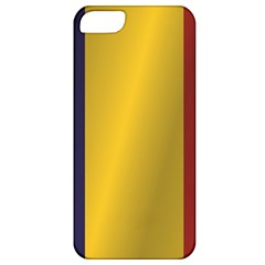 Flag Of Romania Apple iPhone 5 Classic Hardshell Case