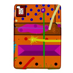 Orange abstraction iPad Air 2 Hardshell Cases