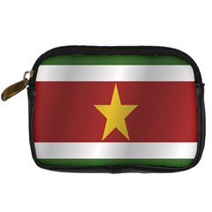 Flag Of Suriname Digital Camera Cases