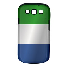 Flag Of Sierra Leone Samsung Galaxy S III Classic Hardshell Case (PC+Silicone)