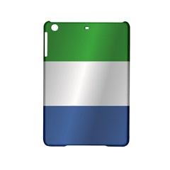 Flag Of Sierra Leone iPad Mini 2 Hardshell Cases