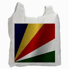 Flag Of Seychelles Recycle Bag (One Side)