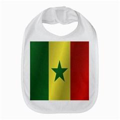Flag Of Senegal Bib