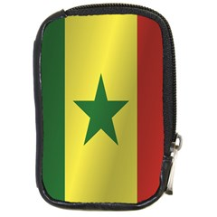 Flag Of Senegal Compact Camera Cases