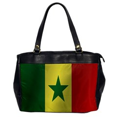 Flag Of Senegal Office Handbags