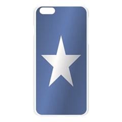 Flag Of Somalia Apple Seamless iPhone 6 Plus/6S Plus Case (Transparent)