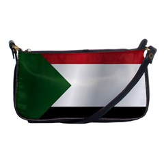 Flag Of Sudan Shoulder Clutch Bags