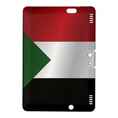 Flag Of Sudan Kindle Fire HDX 8.9  Hardshell Case