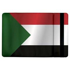 Flag Of Sudan iPad Air Flip