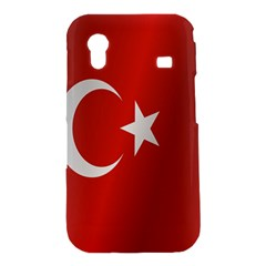 Flag Of Turkey Samsung Galaxy Ace S5830 Hardshell Case