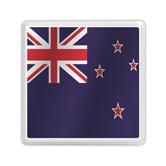 Flag Of New Zealand Memory Card Reader (Square)