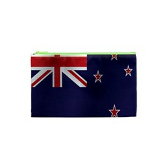 Flag Of New Zealand Cosmetic Bag (XS)