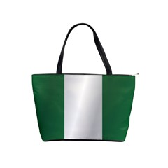 Flag Of Nigeria Shoulder Handbags
