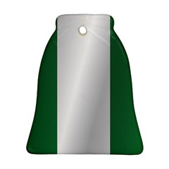 Flag Of Nigeria Bell Ornament (2 Sides)