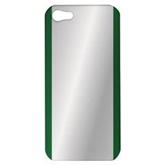Flag Of Nigeria Apple iPhone 5 Hardshell Case