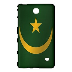 Flag Of Mauritania Samsung Galaxy Tab 4 (8 ) Hardshell Case