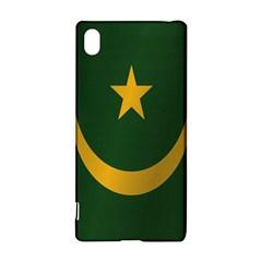 Flag Of Mauritania Sony Xperia Z3+