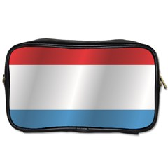 Flag Of Luxembourg Toiletries Bags