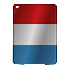 Flag Of Luxembourg iPad Air 2 Hardshell Cases