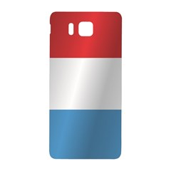 Flag Of Luxembourg Samsung Galaxy Alpha Hardshell Back Case
